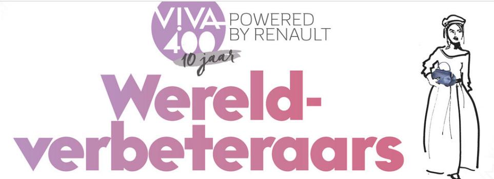 Anne Kien Genomineerd voor de VIVA 400